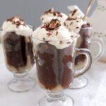 Irish coffee trifle