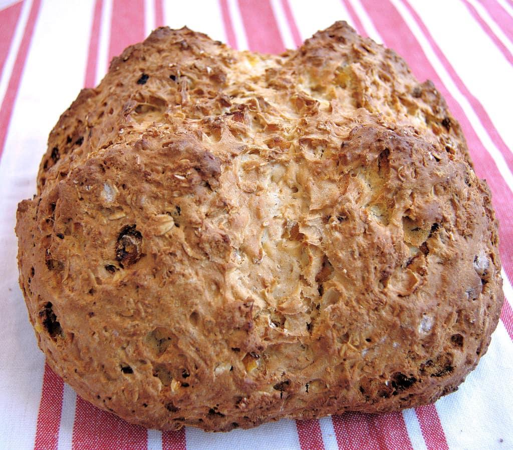 oatmeal sodabread