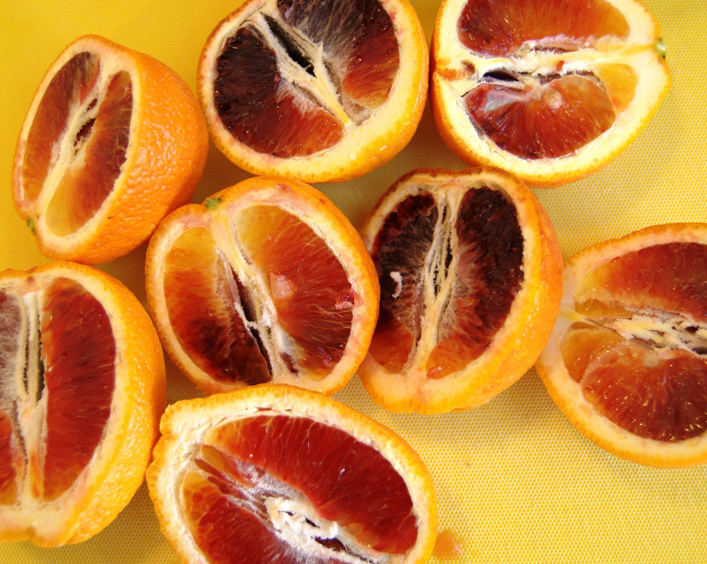Blood Orange Marmalade Baking Sense