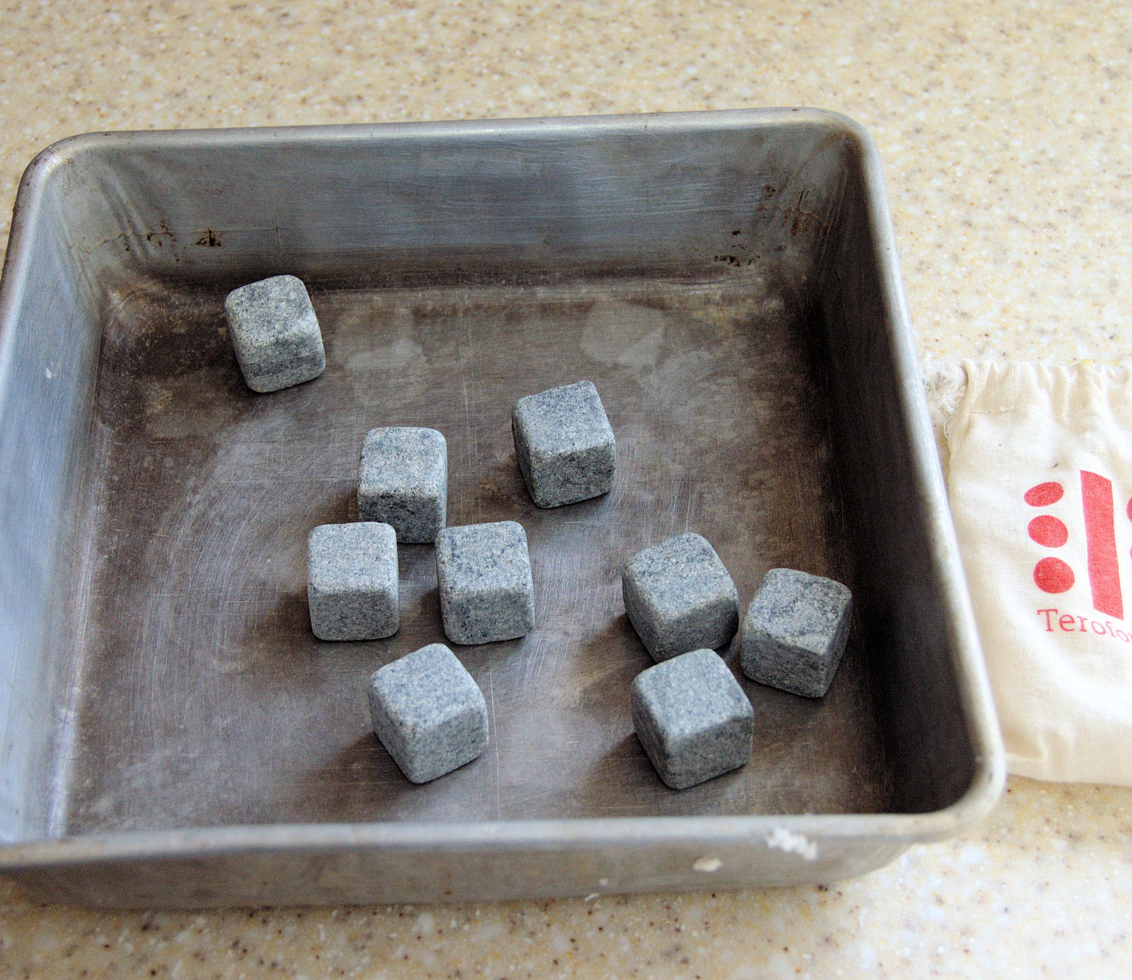 baking rocks