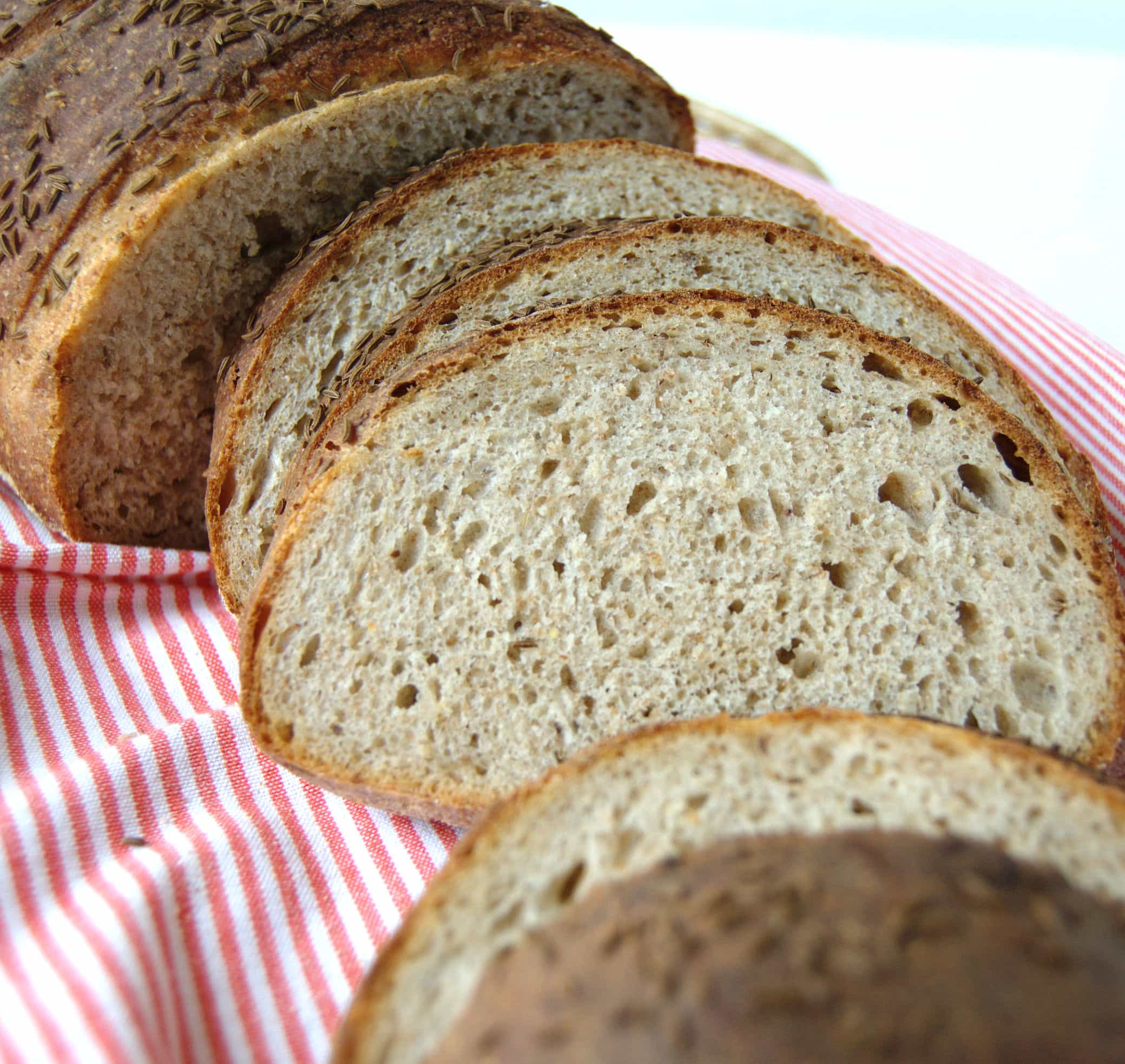 Overnight Rye Bread - Baking Sense