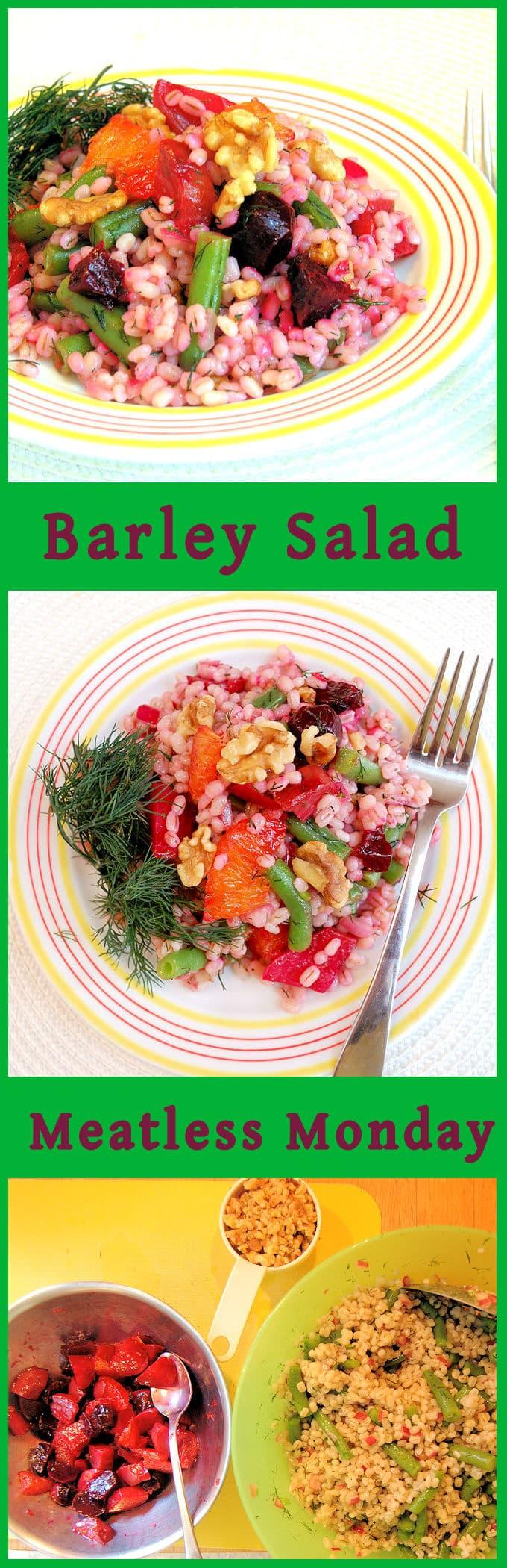 barley salad pin
