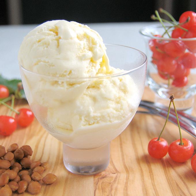 cherry pit ice cream