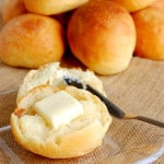 buttermilk dinner roll