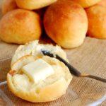 buttermilk dinner roll