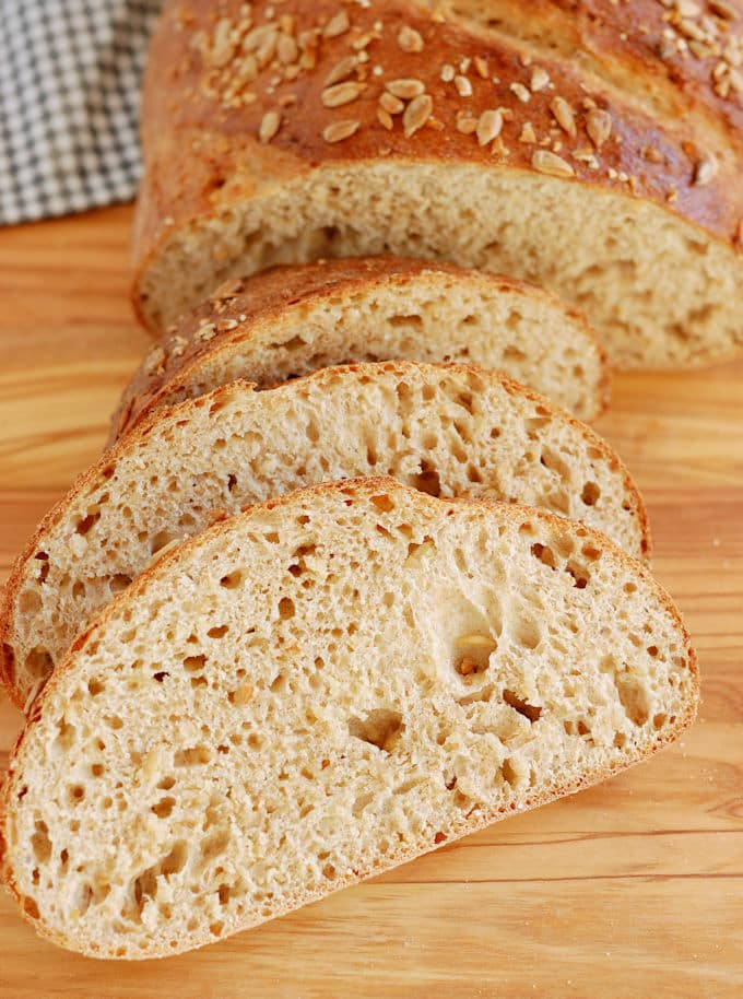 cracked wheat bread 2