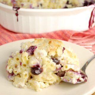 dessert macaroni and cheese