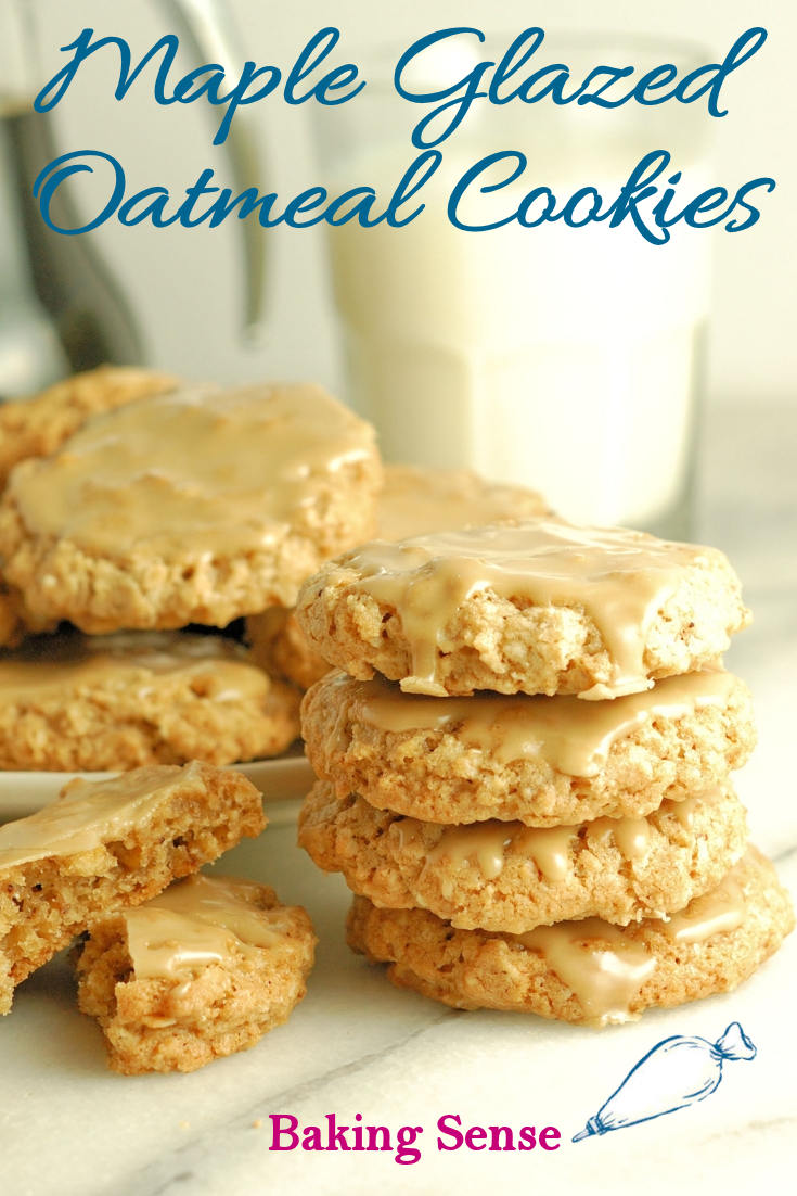 "This is my family's all-time favorite cookie recipe. We've dubbed them the ""Magic Oatmeal Cookies"" because almost every time I serve them someone says ""those are the best cookies I've ever tasted"". #maple #scratch #easy #best #realmaple #maplesyrup #autmn #chewy"