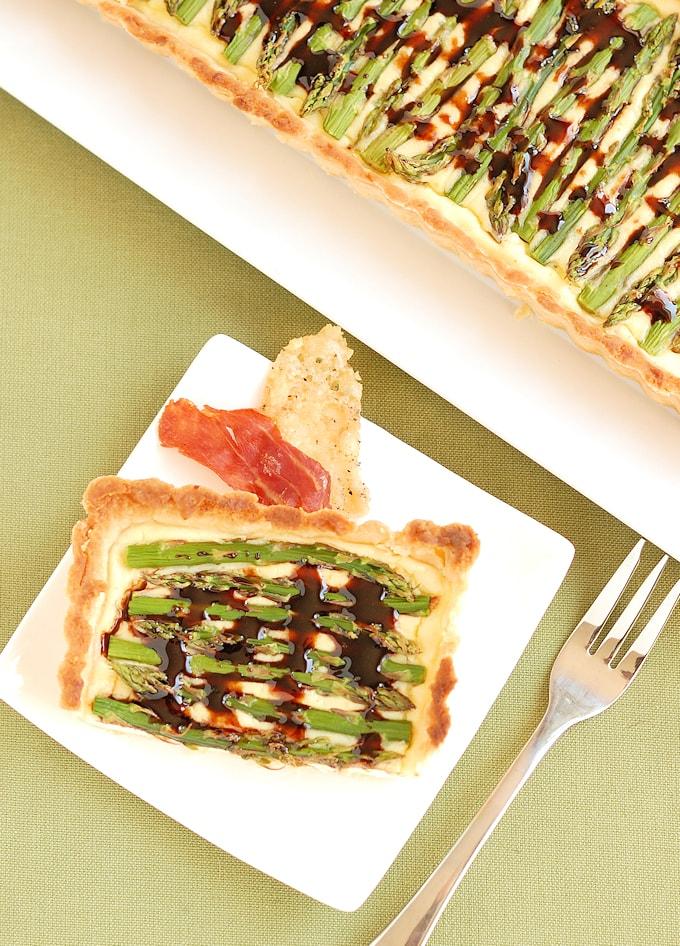 asparagus tart 4