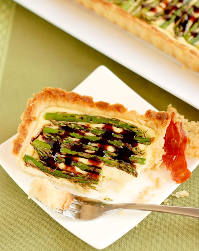 asparagus tart 6