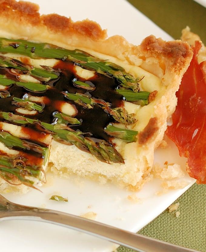 asparagus tart9a