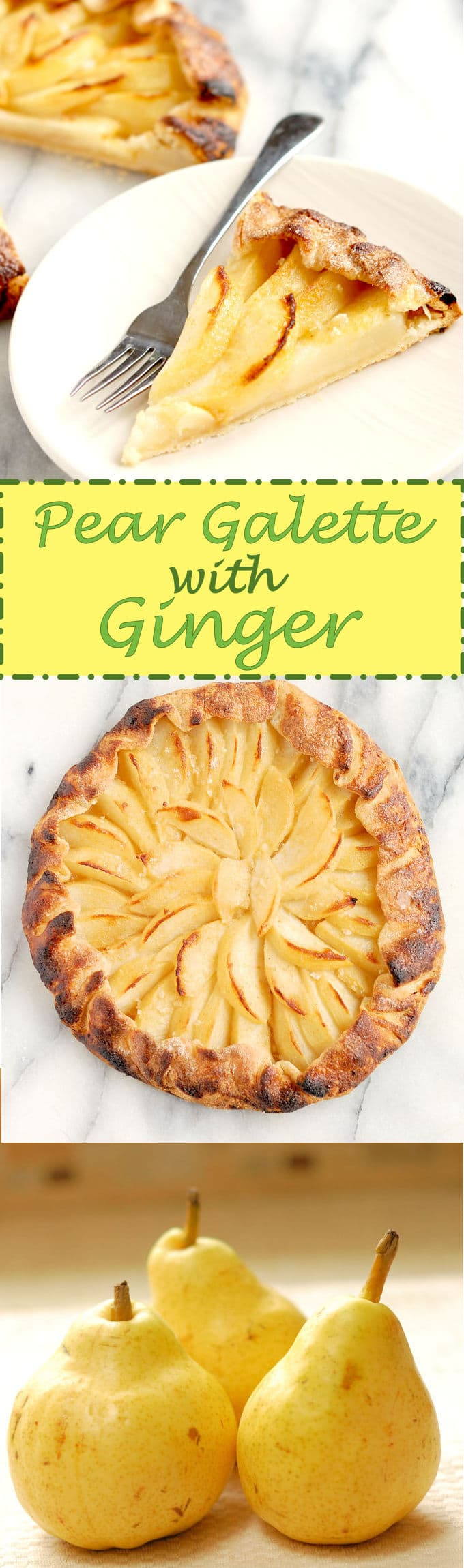 Simple to make yet so tasty with a hint of ginger.