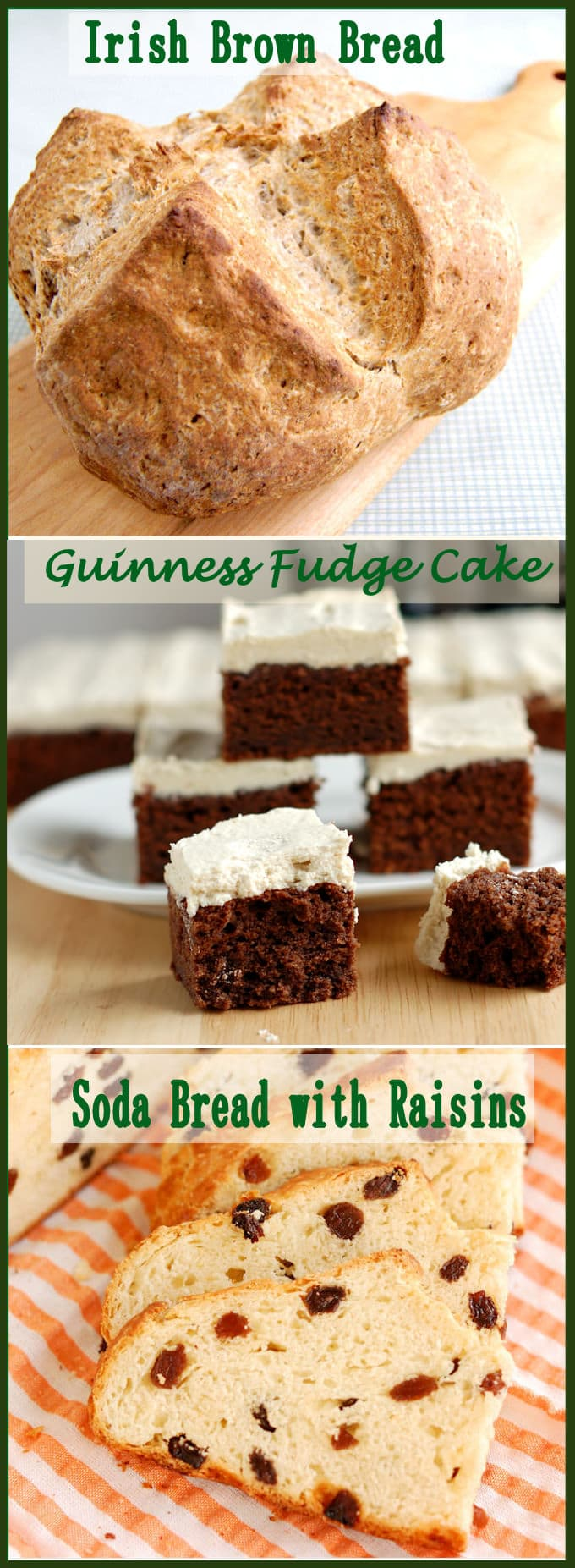 Check out a great collection of my best St. Patrick's Day recipes.
