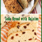 a pinterest image for st. patrick's day recipes with text overlay