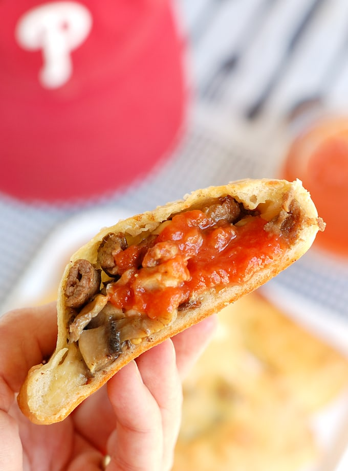 philly cheesesteak calzone 8a