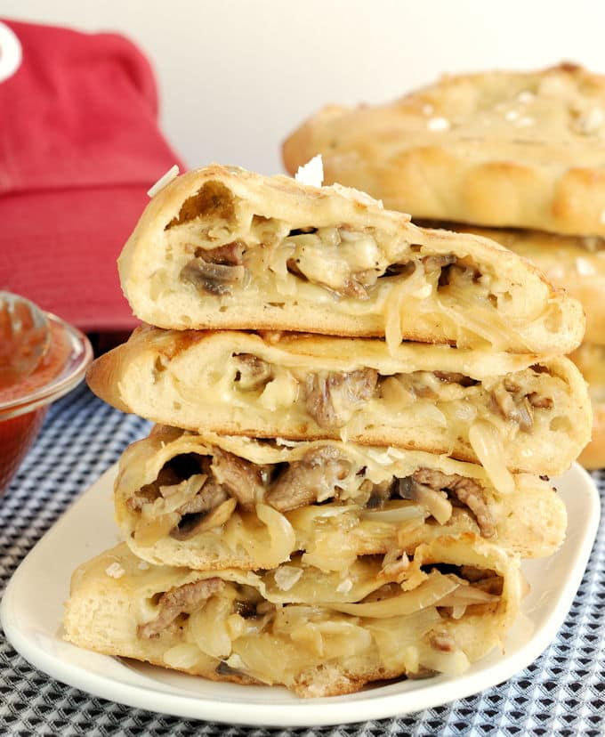 philly cheesesteak calzone 9a