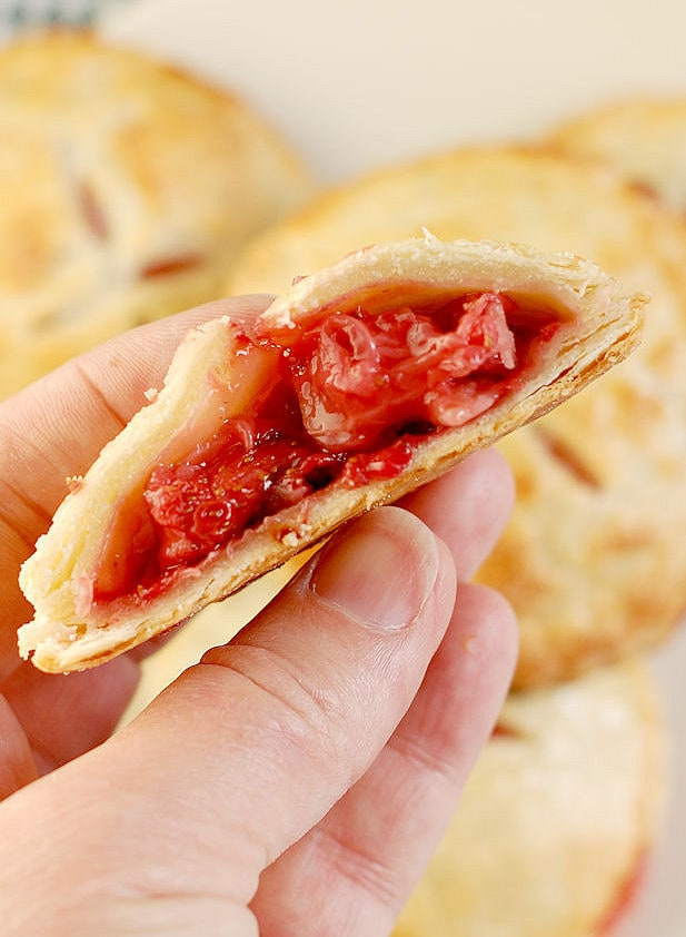 roasted strawberry hand pies 9a