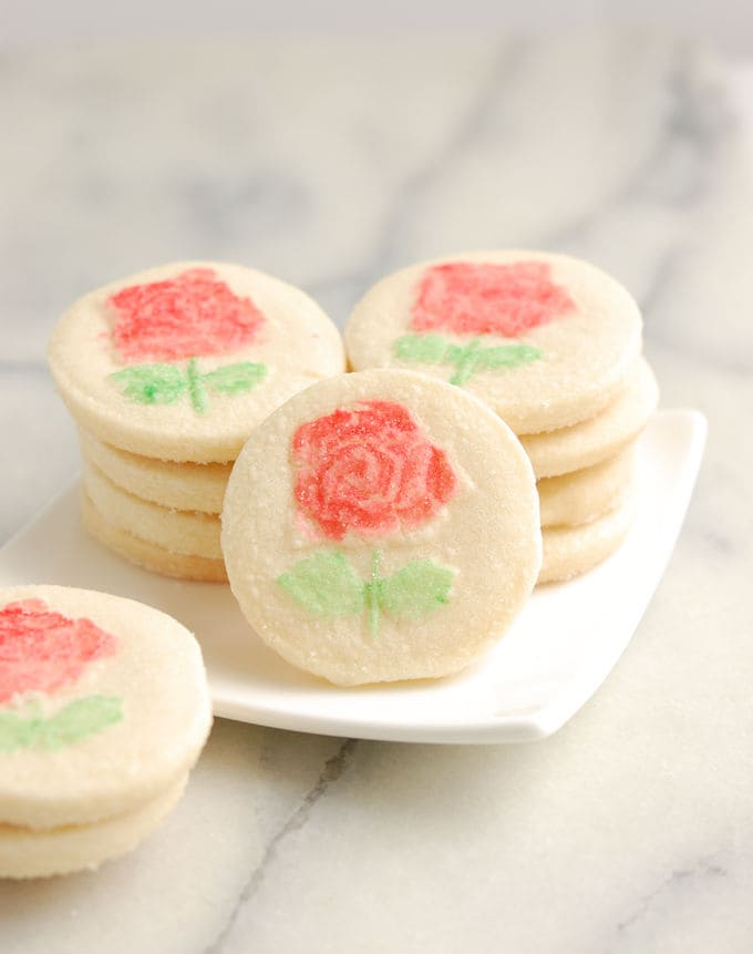 rose shortbread 8a