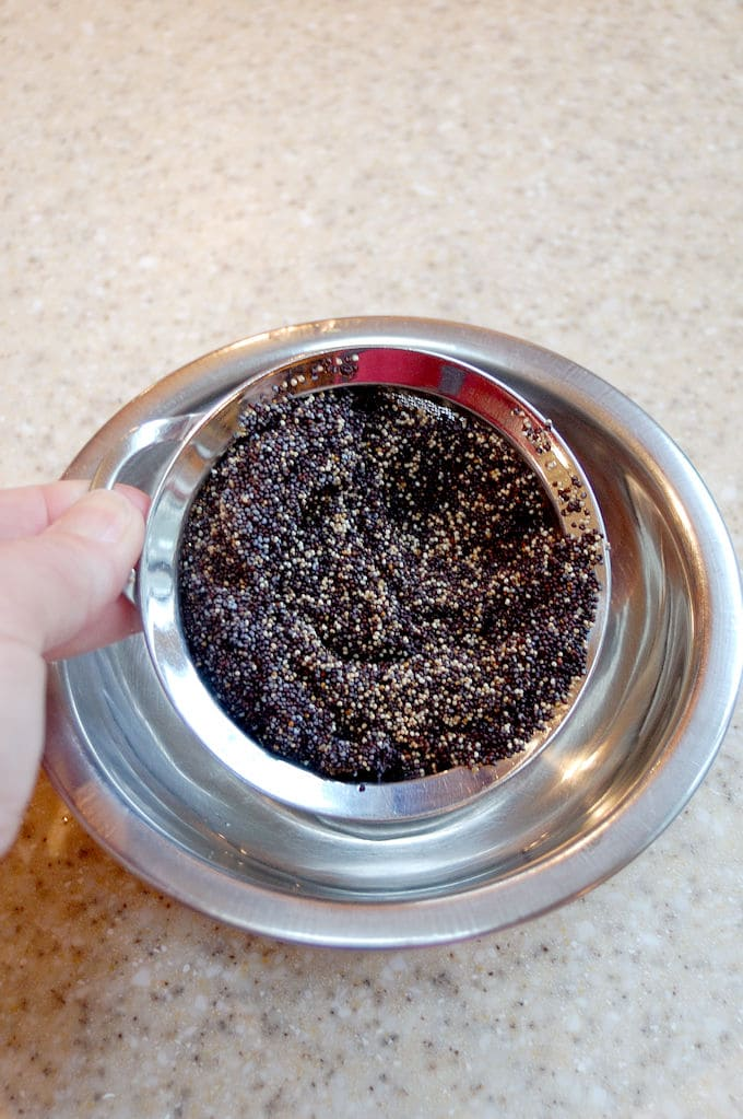poppy seeds for triple citrus poppy seed cake