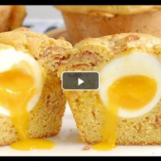 How to – Bacon & Egg (in a) Muffin