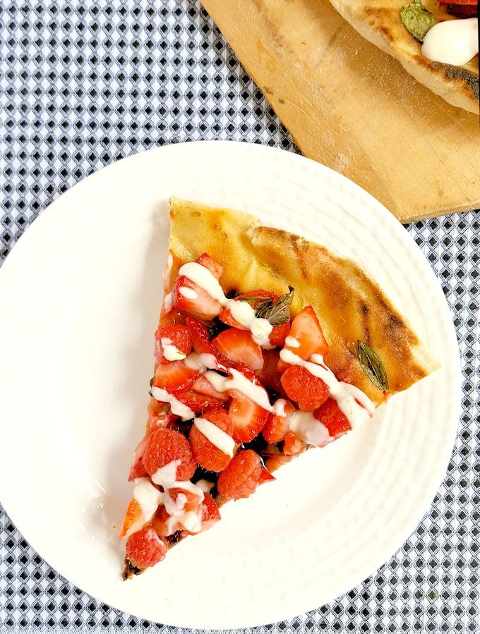 grilled dessert pizza 9a