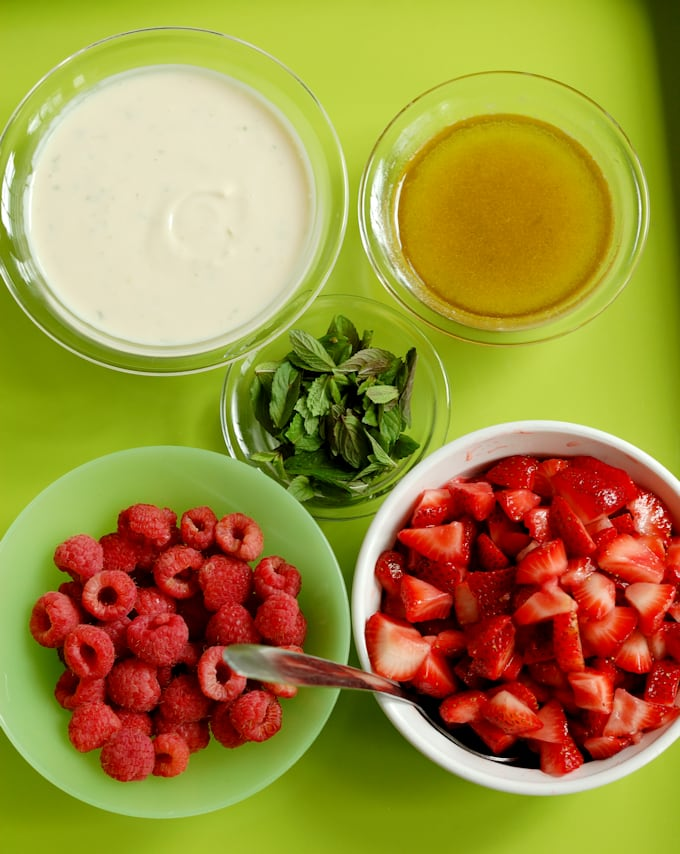 grilled dessert pizza toppings