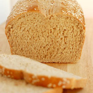 Milk & Honey Whole Wheat Bread