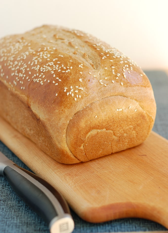 milk & honey whole wheat bread 8a