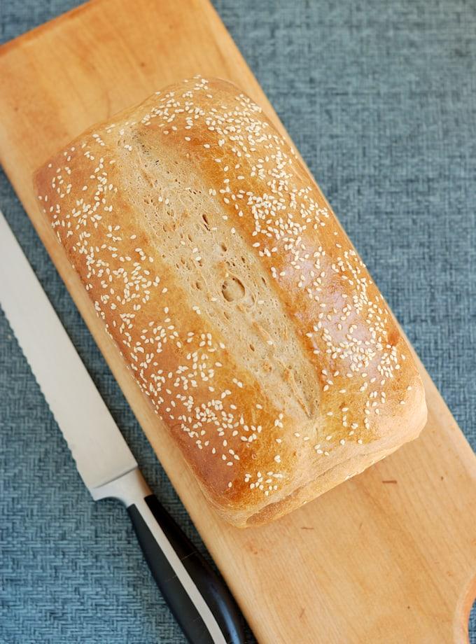 milk & honey whole wheat bread 9a