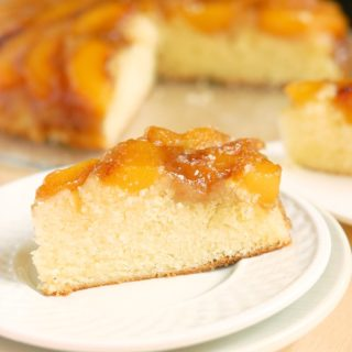 peach upside down cake 14a