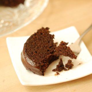 Chocolate Orange Beet Cake for #SundaySupper
