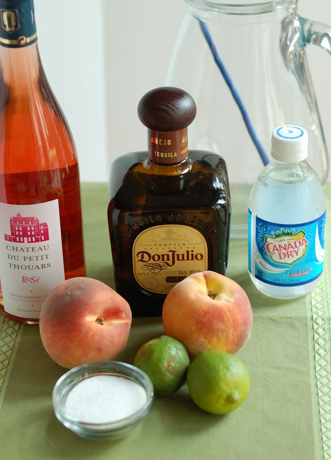 ingredients for mexican sangria