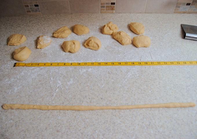 how to form soft pretzels