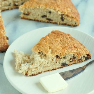 Date & Spice Scones for Breakfast or Brunch