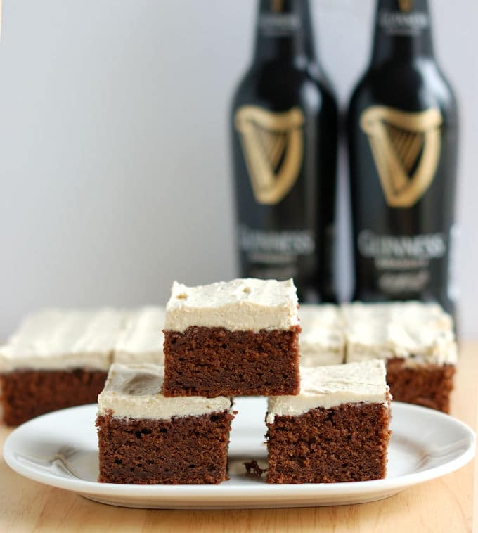 guinness fudge cake