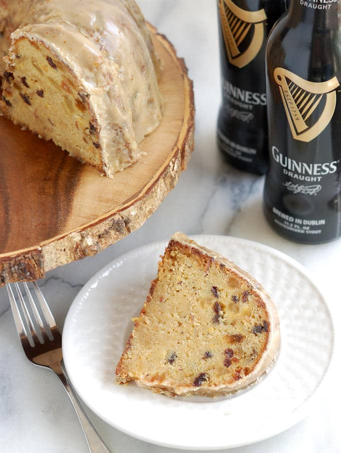 Triple Guinness Bundt Cake