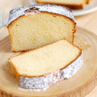 Absolutely Perfect Honey Pound Cake