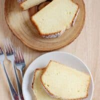 Sour Cream Pound Cake