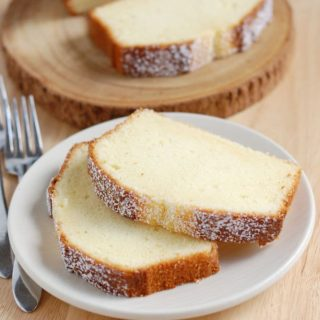 Pound Cake Perfection
