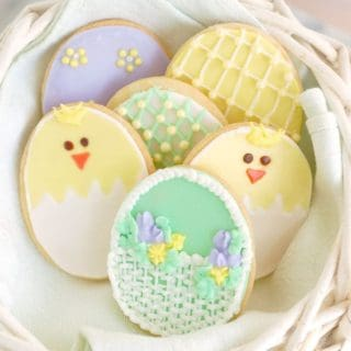 Decorated Sugar Cookies for Easter & A Giveaway