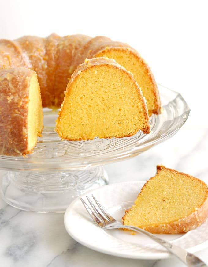 golden beet orange cake