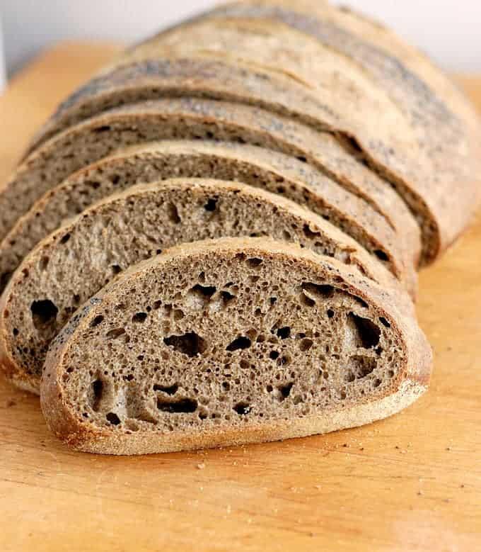 guinness buckwheat bread 13a