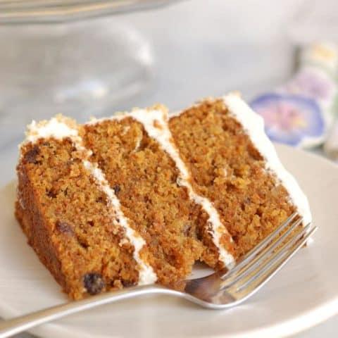Better Carrot Cake