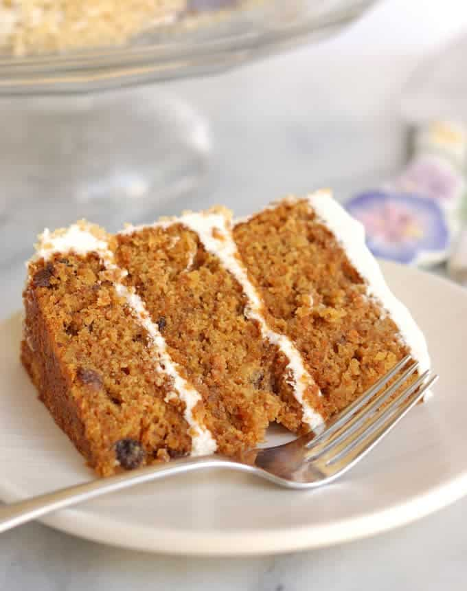 better carrot cake with cream cheese frosting