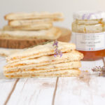 apricot lavender shortbread
