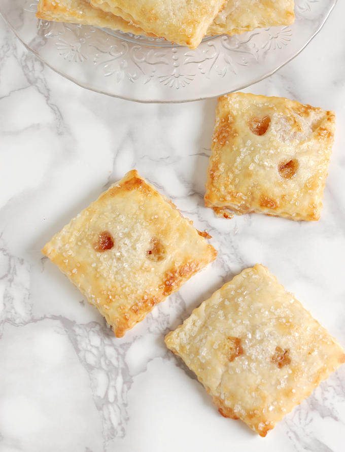Cherry Almond Hand Pies