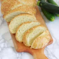 Braided Zucchini Yeast Bread