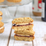 Peanut Butter & Jelly Cookie