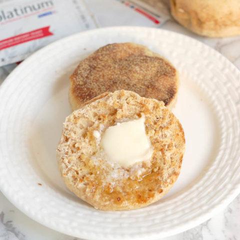 4 grain english muffins