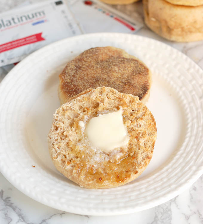 four grain english muffins